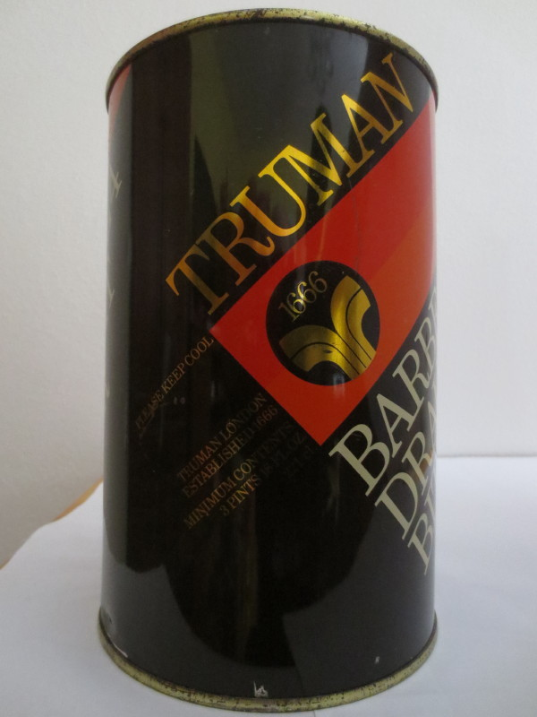 TRUMAN BARBECUE 4 DRAUGHT BITTER (221cl) Nr.2