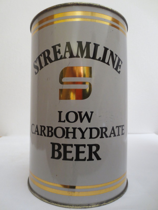 STREAMLINE LOW CARBOHYDRATE BEER (222cl)