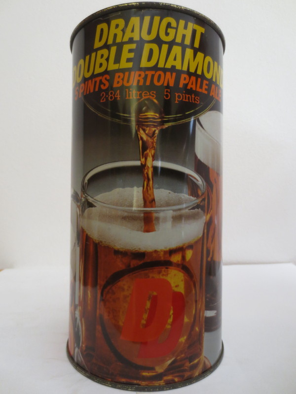 DRAUGHT DOUBLE DIAMOND BURTON PALE ALE (284cl) Nr.2