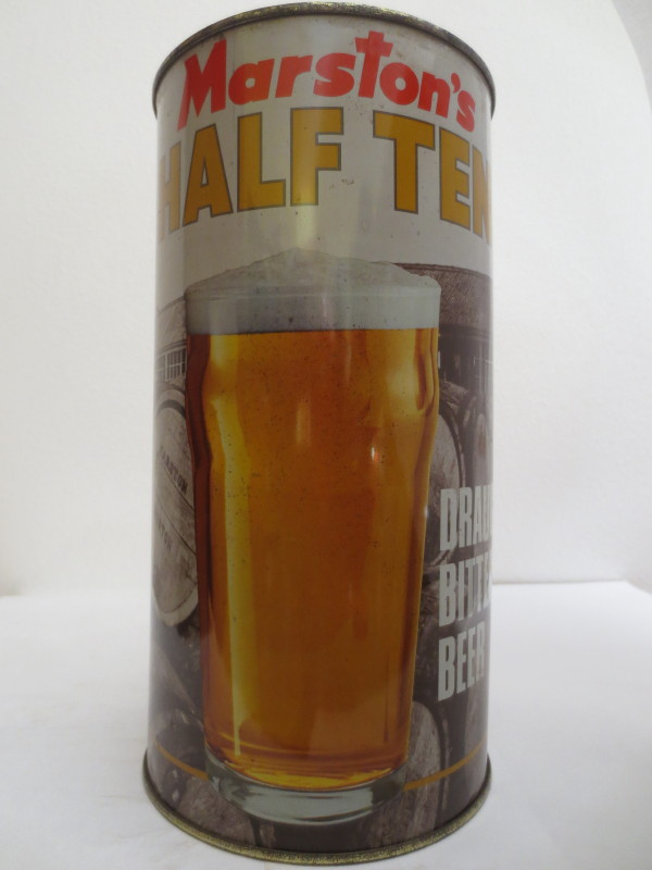 Marston´s HALF TEN DRAUGHT BITTER BEER (284cl)