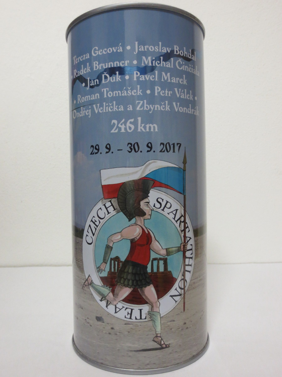 Svijany CZECH SPARTATHLON TEAM (200cl)