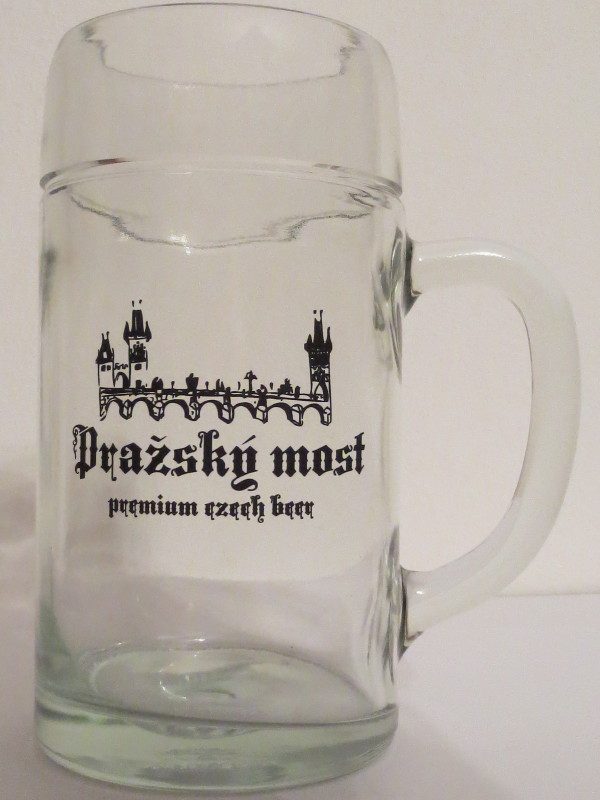 Pražský most premium czech beer