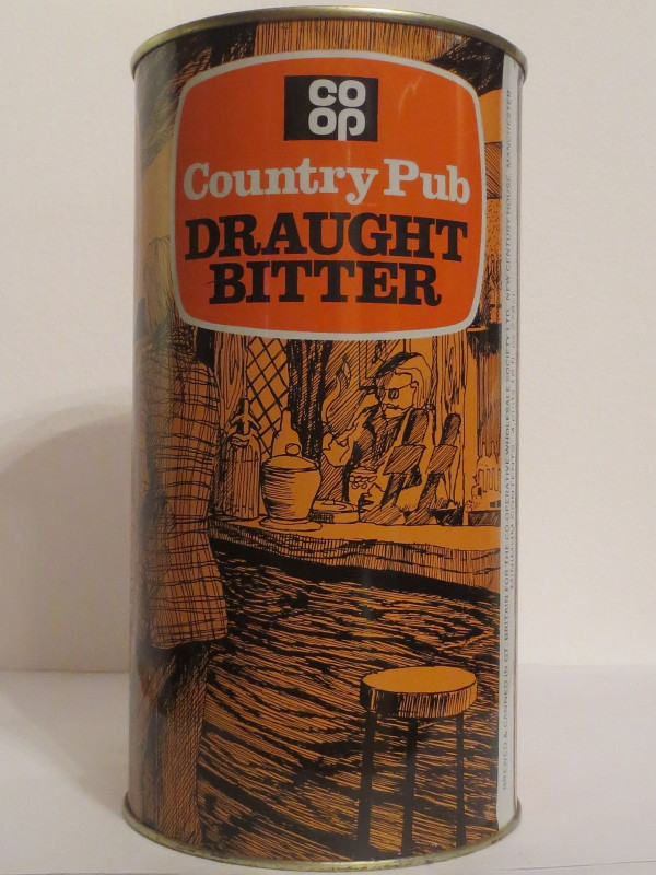 Country Pub DRAUGHT BITTER (278cl)