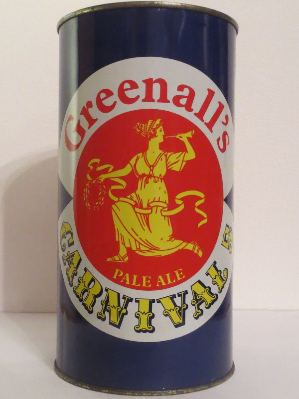 Greenall´s CARNIVAL 5 PALE ALE (278cl)