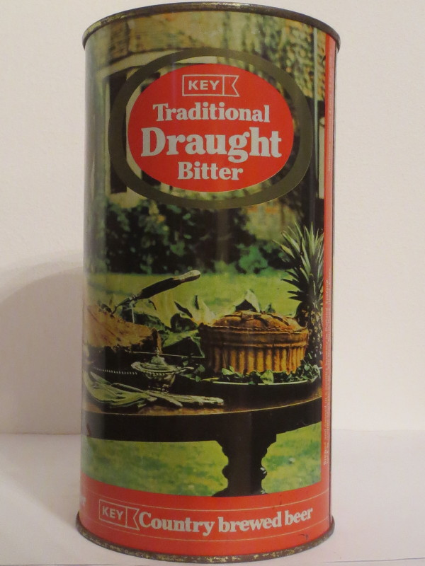 KEY Traditional Draught Bitter (278cl)