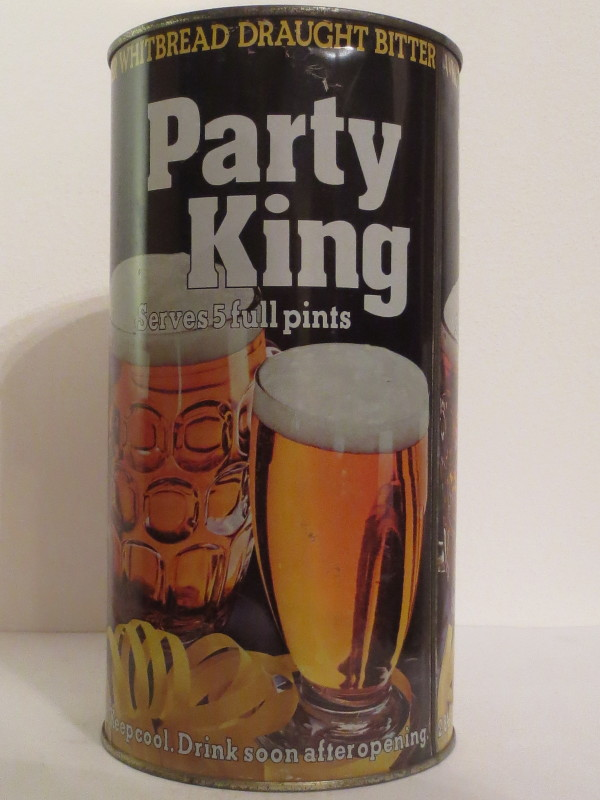 Party King Serves 5 full pints (284cl)