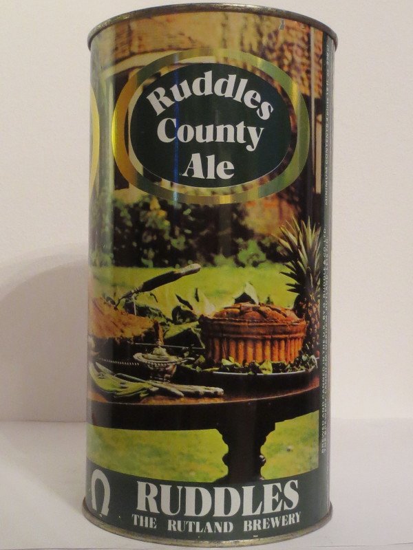 Ruddles County Ale RUDDLES THE RUTLAND BREWERY (278cl)