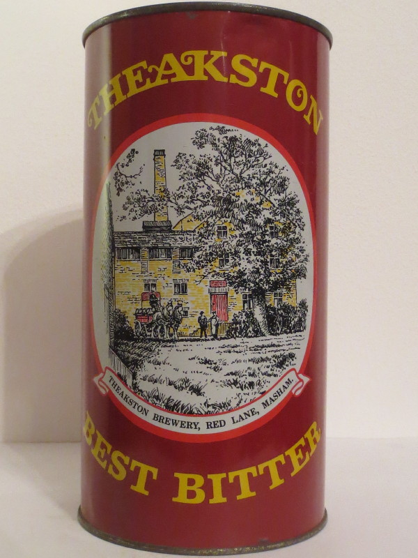 THEAKSTON BEST BITTER (284cl)