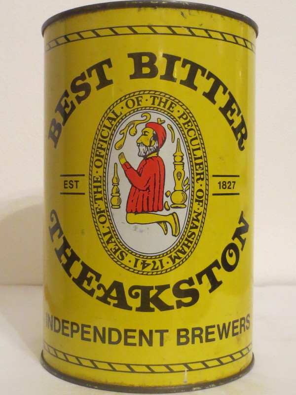 BEST BITTER THEAKSTON (222cl) Nr.1
