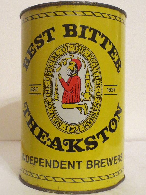 BEST BITTER THEAKSTON (222cl) Nr.2