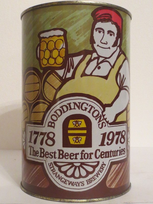 Boddingstons Bodkan 1778-1978 (222cl)
