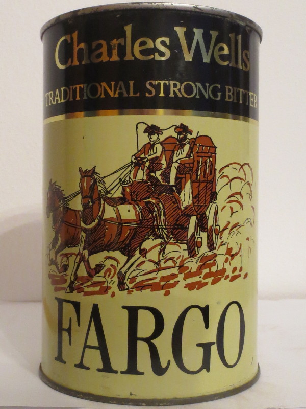 Charles Wells TRADITIONAL STRONG BITTER FARGO (221cl) Nr.1