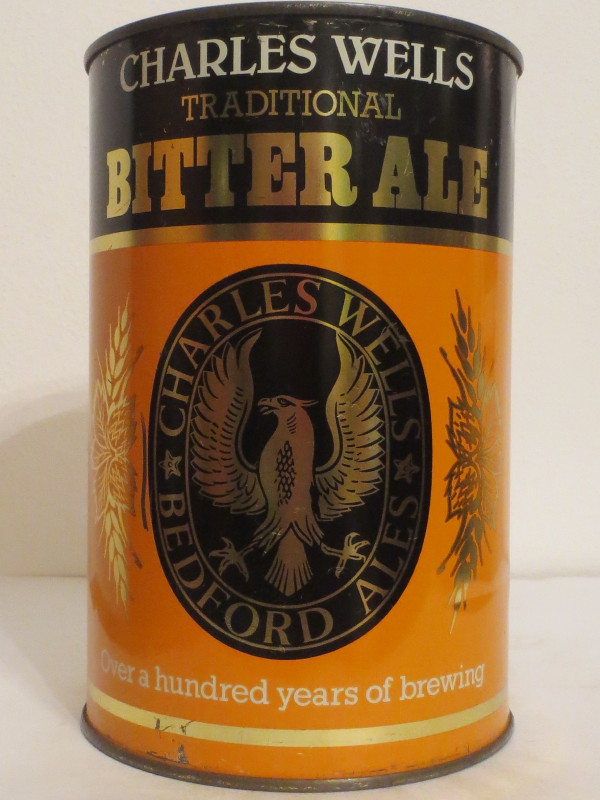CHARLESS WELLS TRADITIONAL BITTER ALE (221cl)
