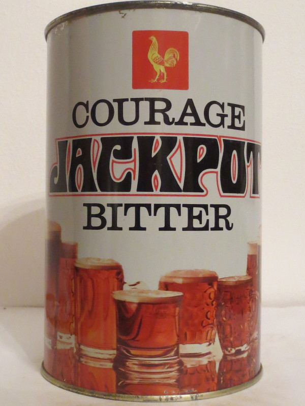 COURAGE JACKPOT BITTER (222cl) Nr.2