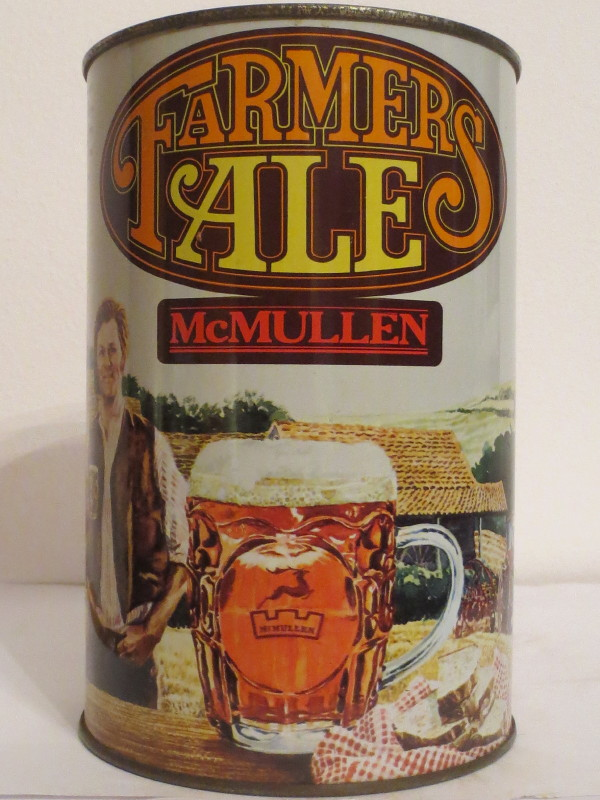 FARMERS ALE McMULLEN (222cl)