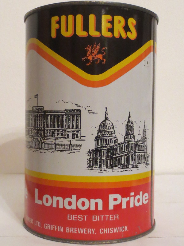 FULLER London Pride (222cl)