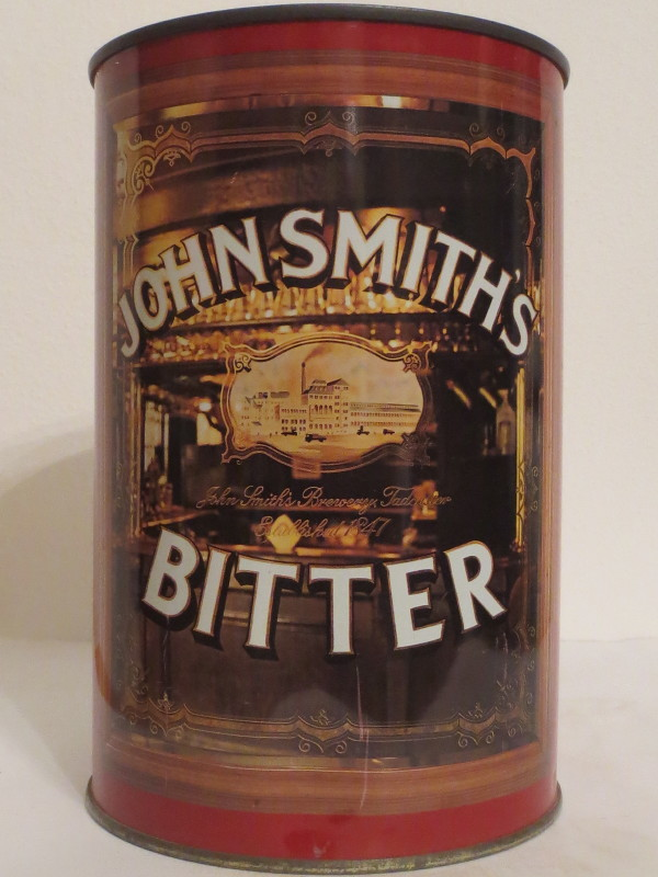 JOHN SMITH´S BITTER (222cl) Nr.1