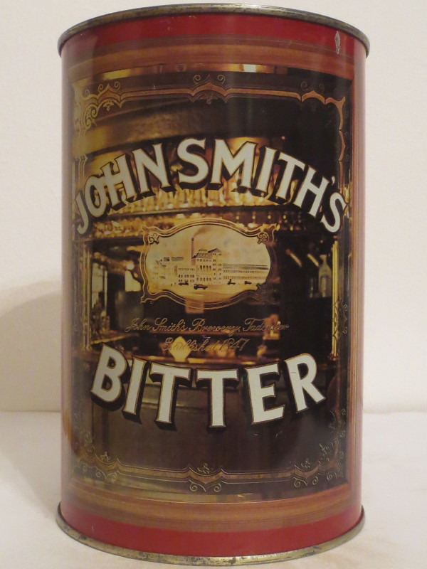JOHN SMITH´S BITTER (222cl) Nr.2