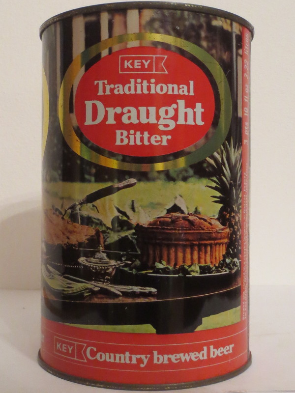 KEY Traditional Draught Bitter (222cl)