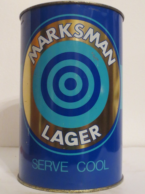 MARKSMAN LAGER SERVE COOL (222cl)