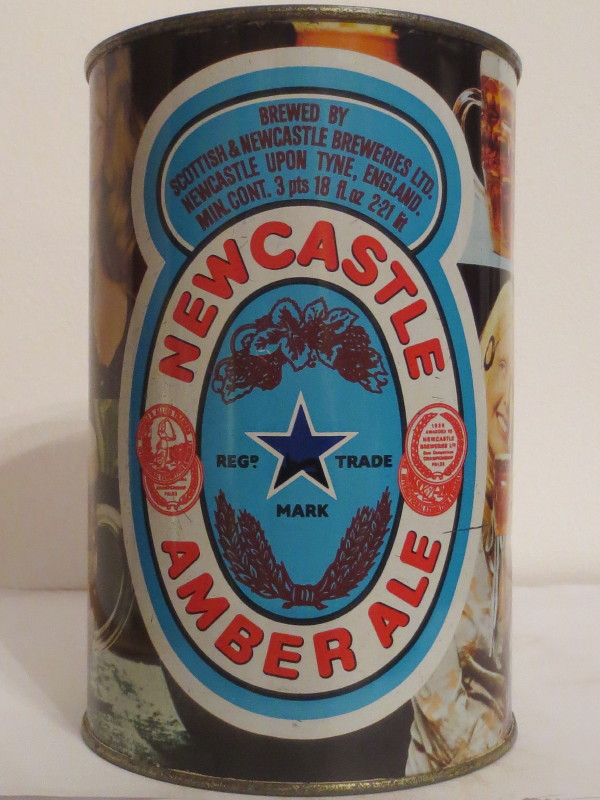 NEW CASTLE AMBER ALE (221cl)