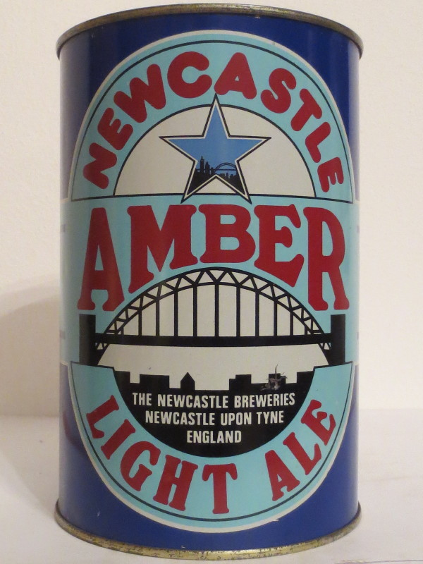 NEWCASTLE AMBER LIGHT ALE (221cl)
