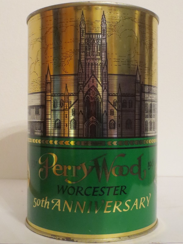 Pery Wood WORCESTER 50th ANNIVERSARY (222cl)