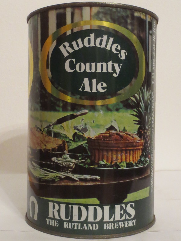 RUDDLES County Ale (222cl)